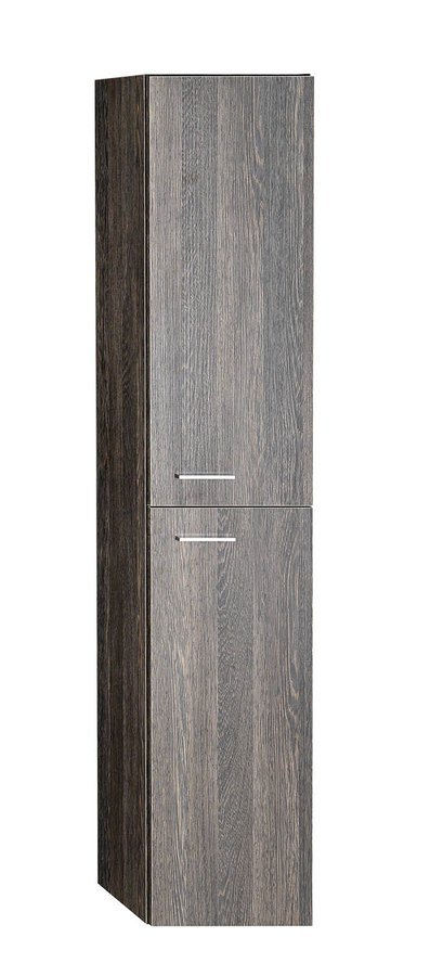 ZOJA/KERAMIA FRESH skříňka vysoká 30x140x25cm, mali wenge