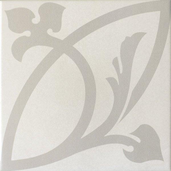 CAPRICE Liberty white 20X20 (EQ-5) (1bal=1m2)