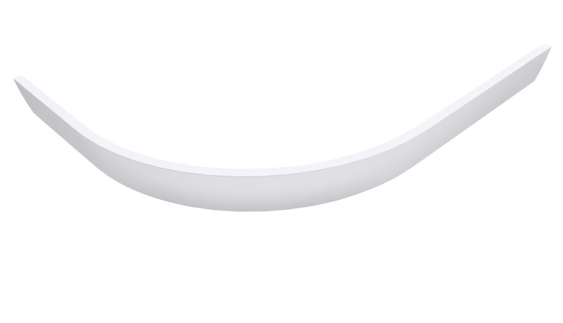 RENA R 100x80x11cm R550 obkladový panel pravý, bílá