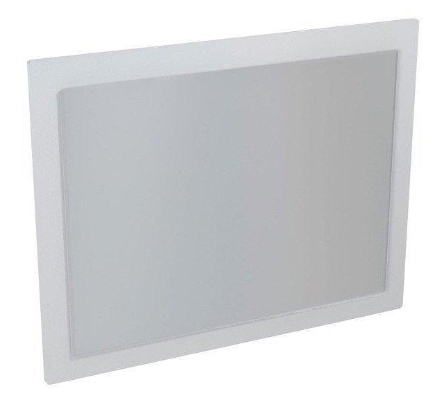 MITRA zrcadlo v rámu 720x520x40mm, bílá