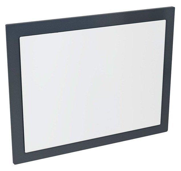 MITRA zrcadlo v rámu 720x520x40mm, antracit