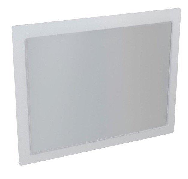 MITRA zrcadlo v rámu 920x720x40mm, bílá