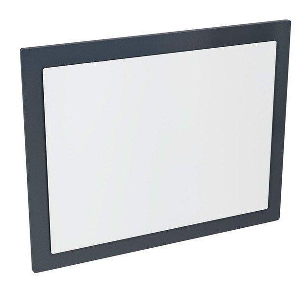 MITRA zrcadlo v rámu 920x720x40mm, antracit