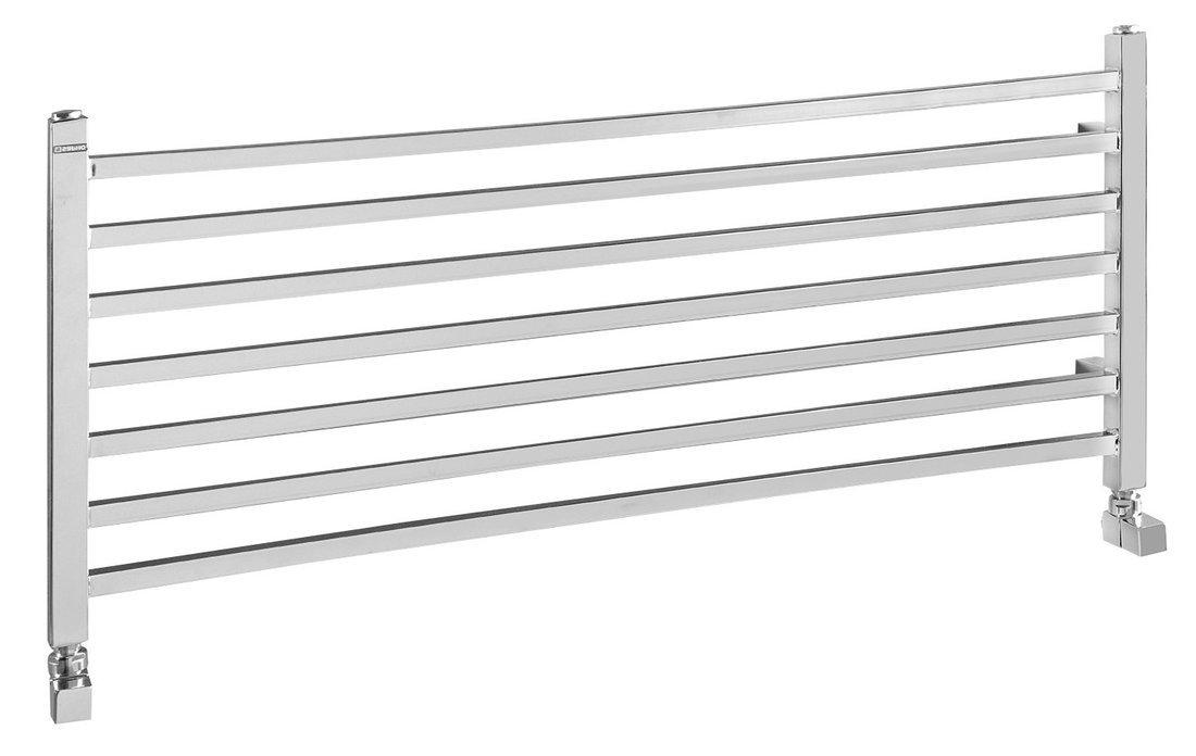 METRO otopné těleso 1000x450 mm, chrom