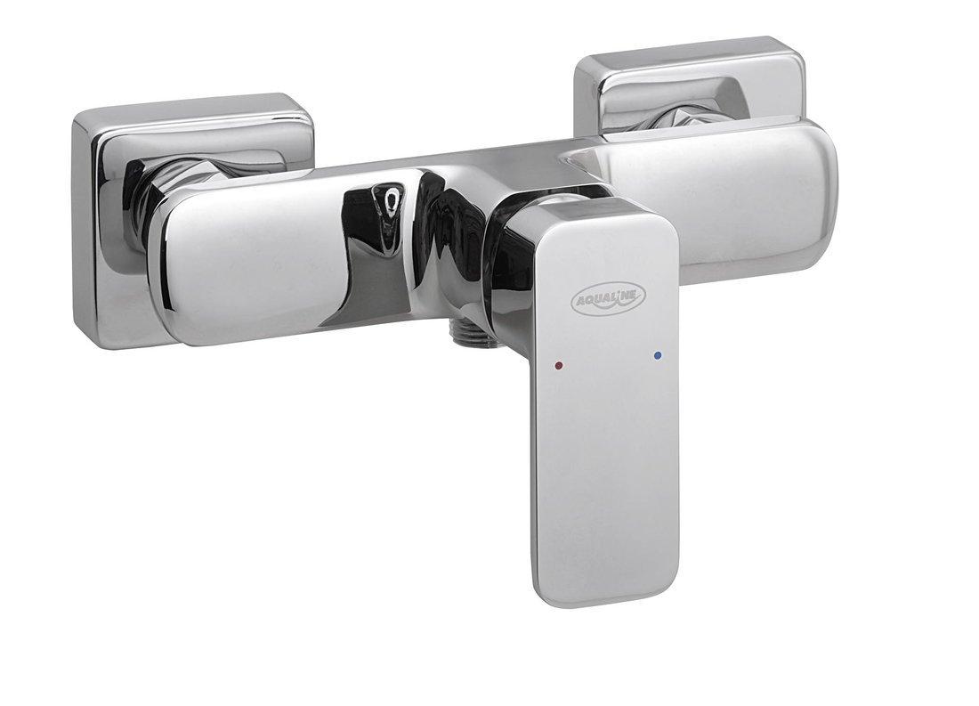 FACTOR nástěnná sprchová baterie, chrom