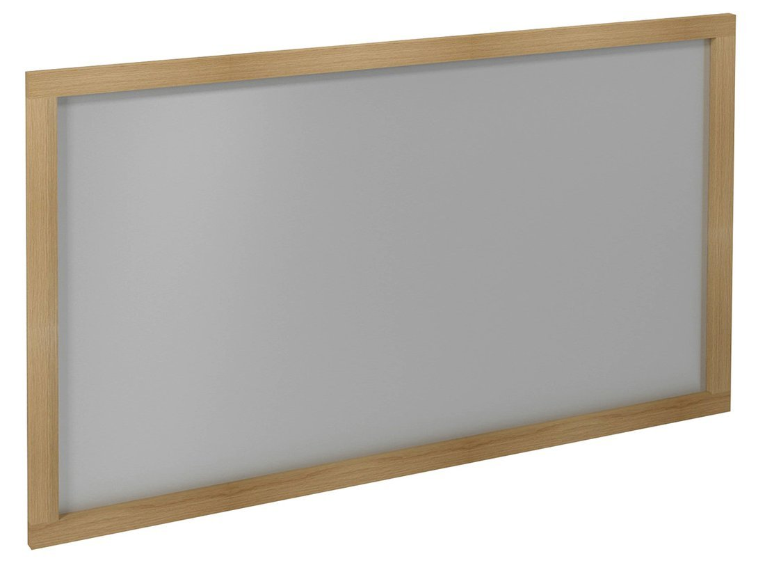 LARITA zrcadlo 1200x750x20mm, dub natural