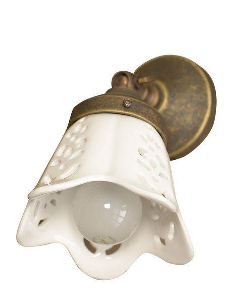 SORENTO svítidlo E14, 40W, 230V, keramické stínítko, bronz