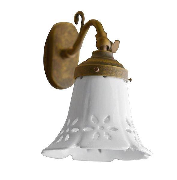 MARSALA svítidlo E14, 40W, 230V, keramické stínítko, bronz