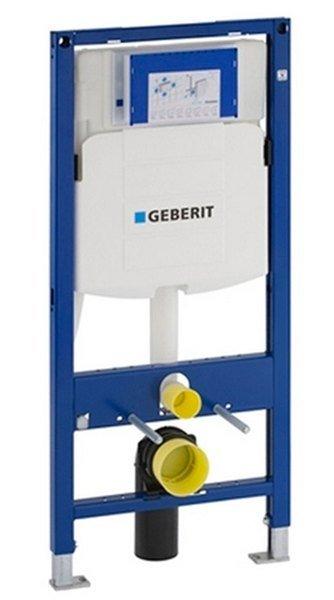GEBERIT DUOFIX podomítková nádržka Sigma 12 cm, pro montáž do sádrokartonu