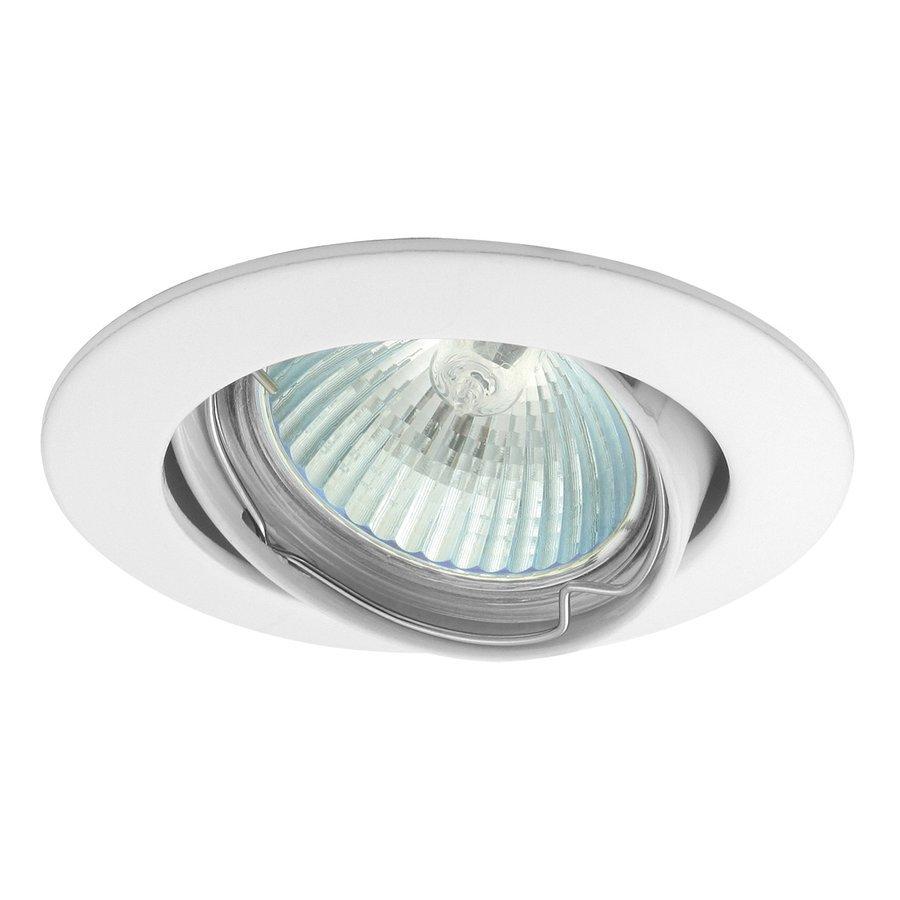 LUTO podhledové svítidlo výklopné, 50W, 12V, bílá
