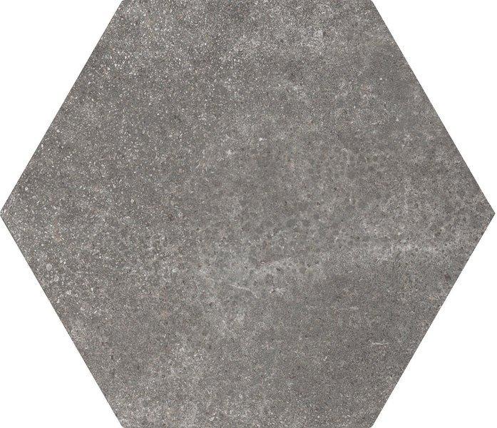 HEXATILE CEMENT Black 17,5x20 (EQ-3) (1bal=0,714m2)