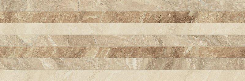 NAIROBI Decor Linee Brown 28X85 (bal.= 1,43m2)