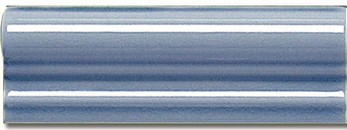 MODERNISTA Moldura Italiana PB C/C Azul Oscuro 5x15
