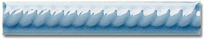 MODERNISTA Trenza PB C/C Azul Oscuro 2,5x15