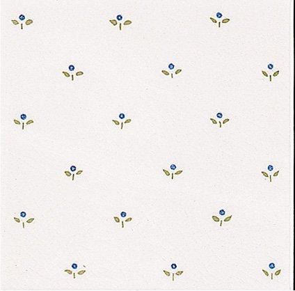 MODERNISTA Decorado Mimosa PB Azul C/C B 15x15 (1bal=1,4773m2)