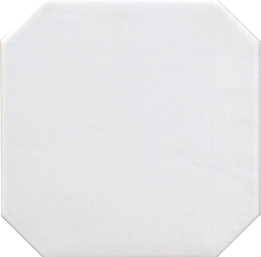 OCTAGON Blanco mate 20x20 (EQ-3) (1bal=1m2)