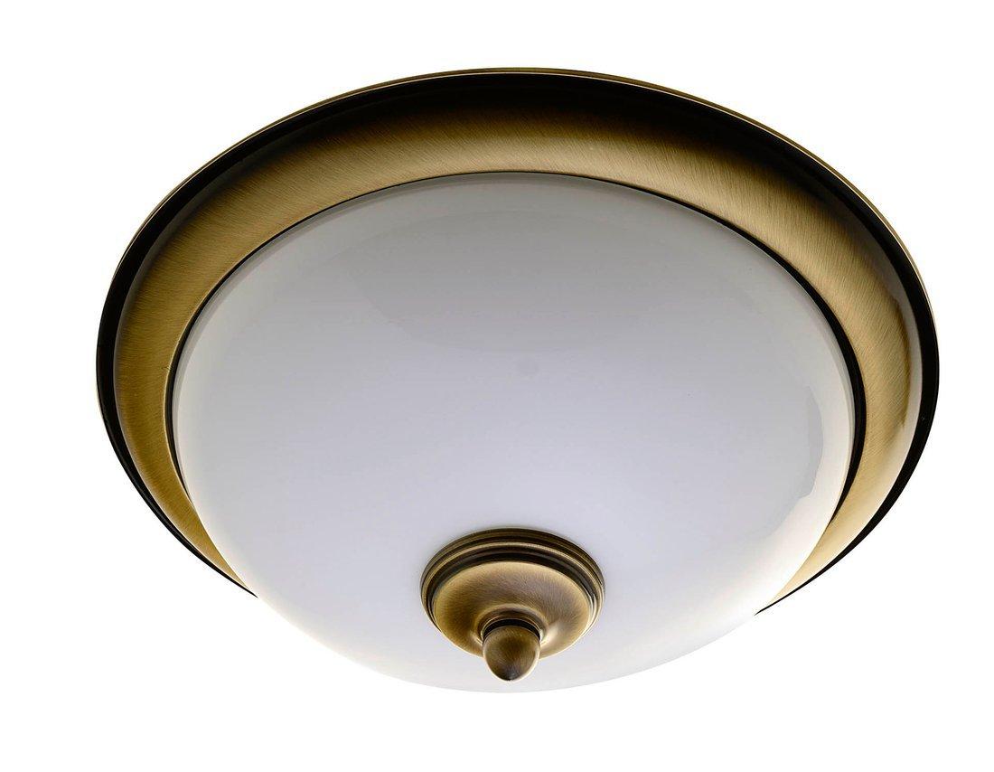 GLOSTER stropní osvětlení 2xE14, 40W, bronz