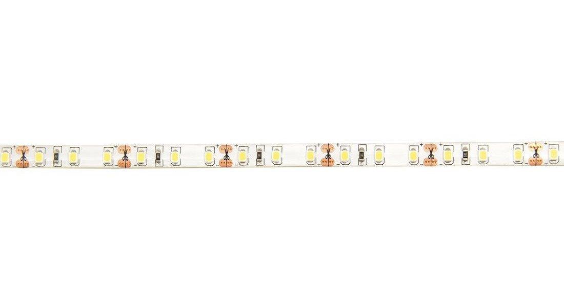 LED pásek voděodolný 12W, 60 SMD/m, 12V, IP65, studená bílá