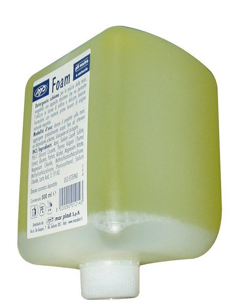 MARPLAST náplň do dávkovače pěnového mýdla A71611 a A71600F, 500 ml