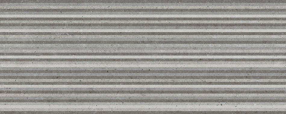 METROPOLI Decor Slot Grey 20X50 (bal.= 1,00m2)