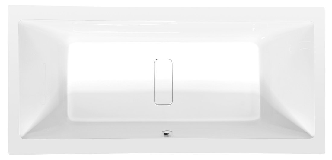 MARLENE obdélníková vana 200x90x48cm, bílá