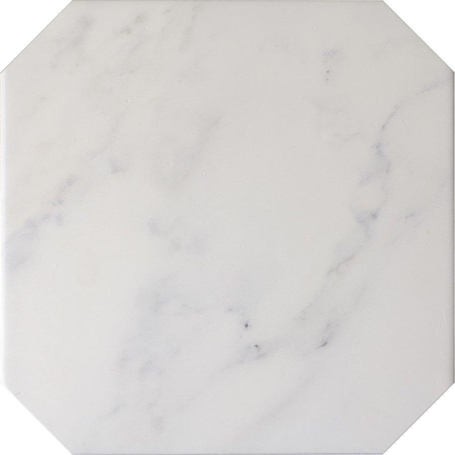 OCTAGON Mármol Blanco 20x20 (EQ-3) (1bal=1m2)