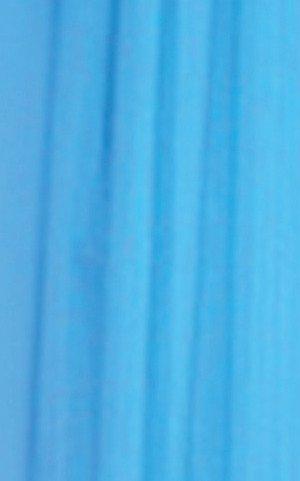 Sprchový závěs 180x200cm, vinyl, modrá