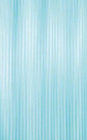Sprchový závěs 180x200cm, polyester, modrá