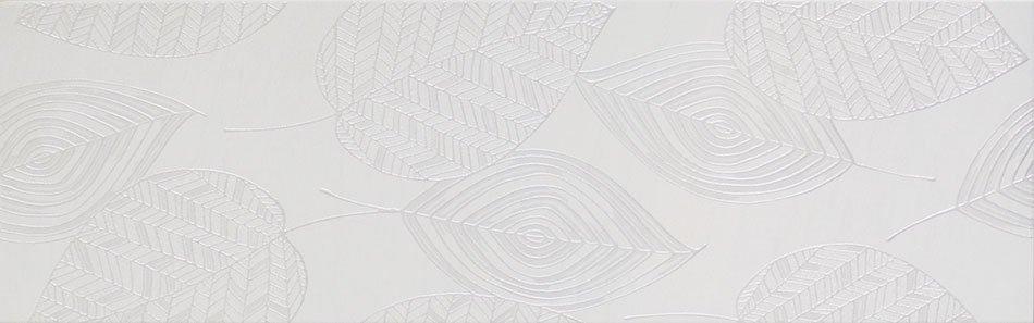 ALPES Decor Blanco 25x80