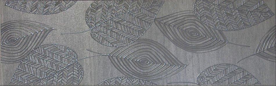 ALPES Decor Grafito 25x80