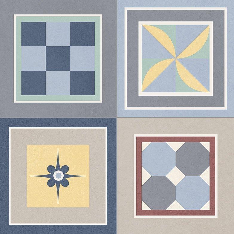 GRENIER Mix 33,15x33,15 (bal.= 1,32 m2)