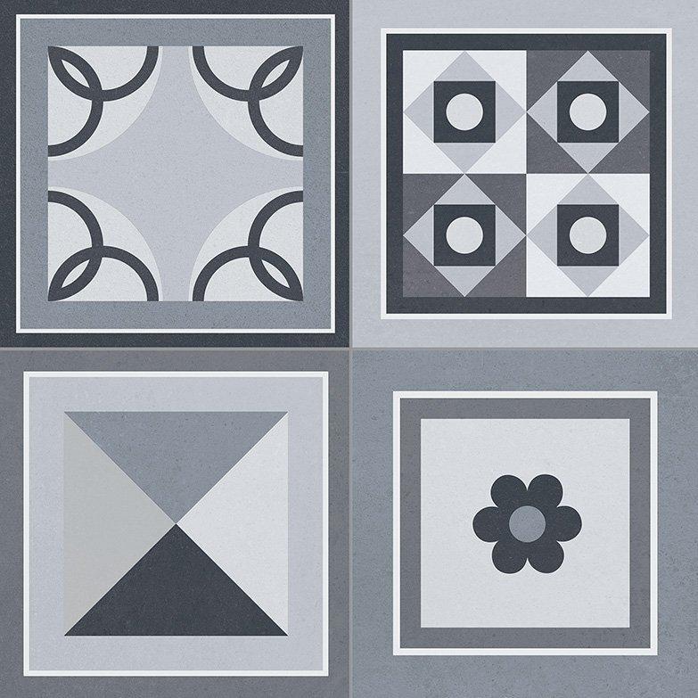 GRENIER Black 33,15x33,15 (bal.= 1,32 m2)