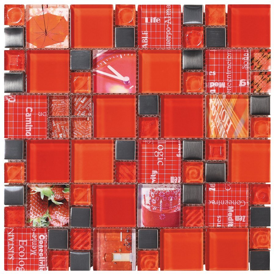 CARNAVAL Red30X30