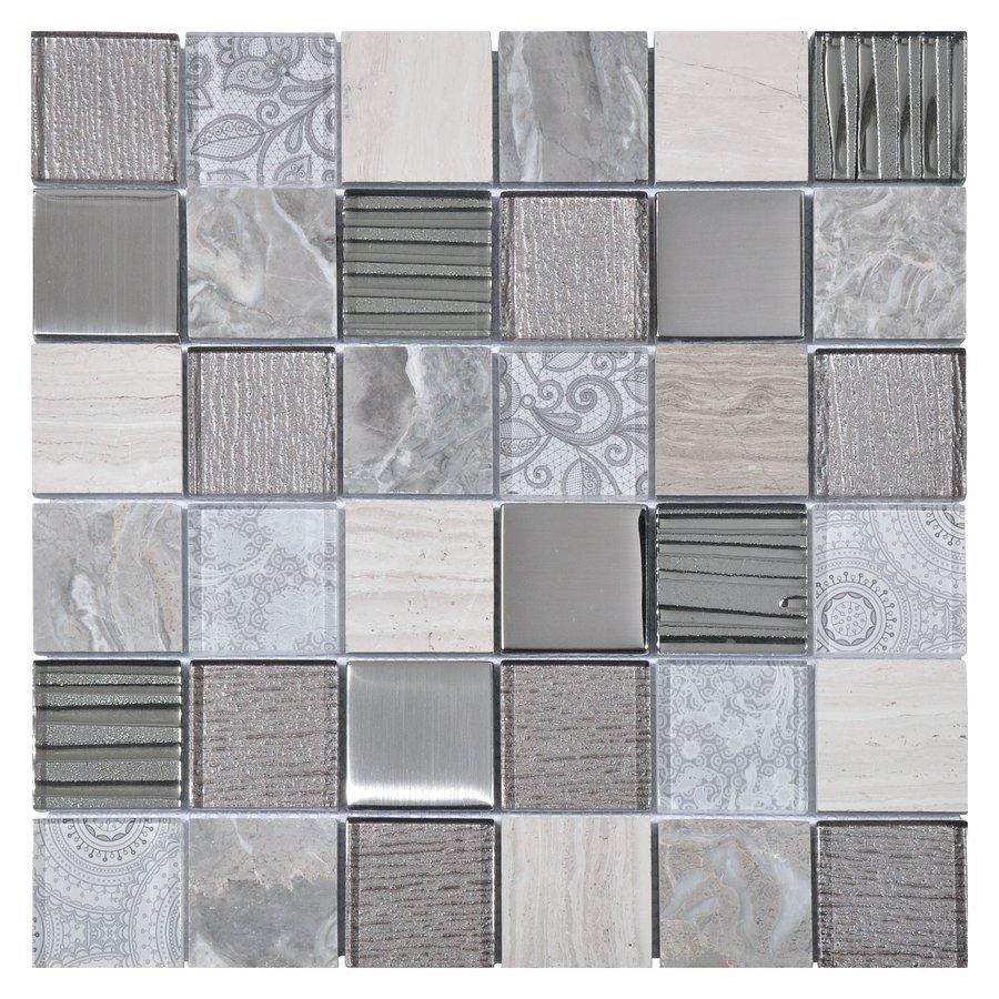 ELEMENTS Grey 30X30