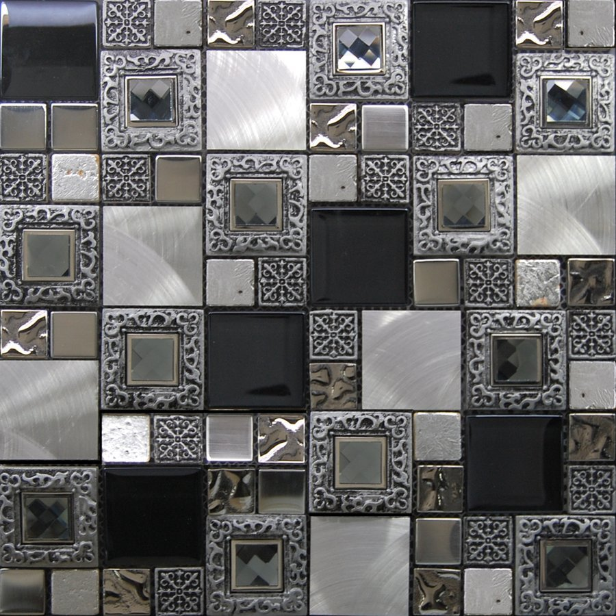 EXCLUSIVE Frame Silver 30X30