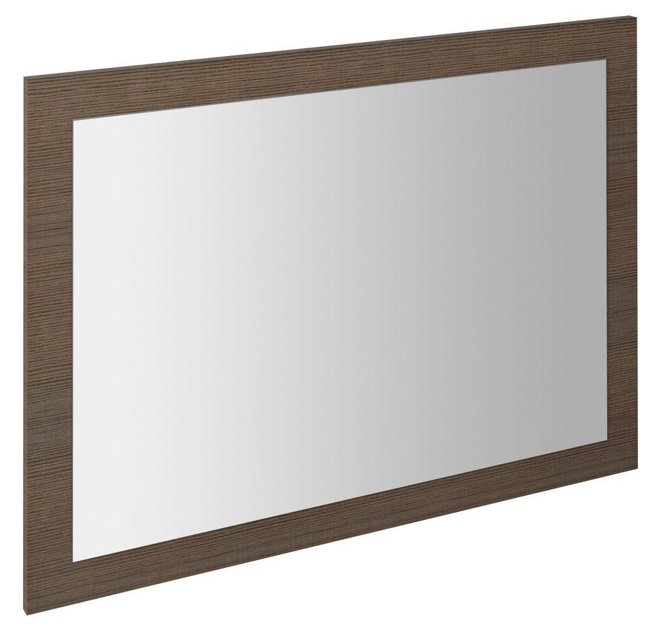 LARGO zrcadlo v rámu 700x900x28mm, borovice rustik