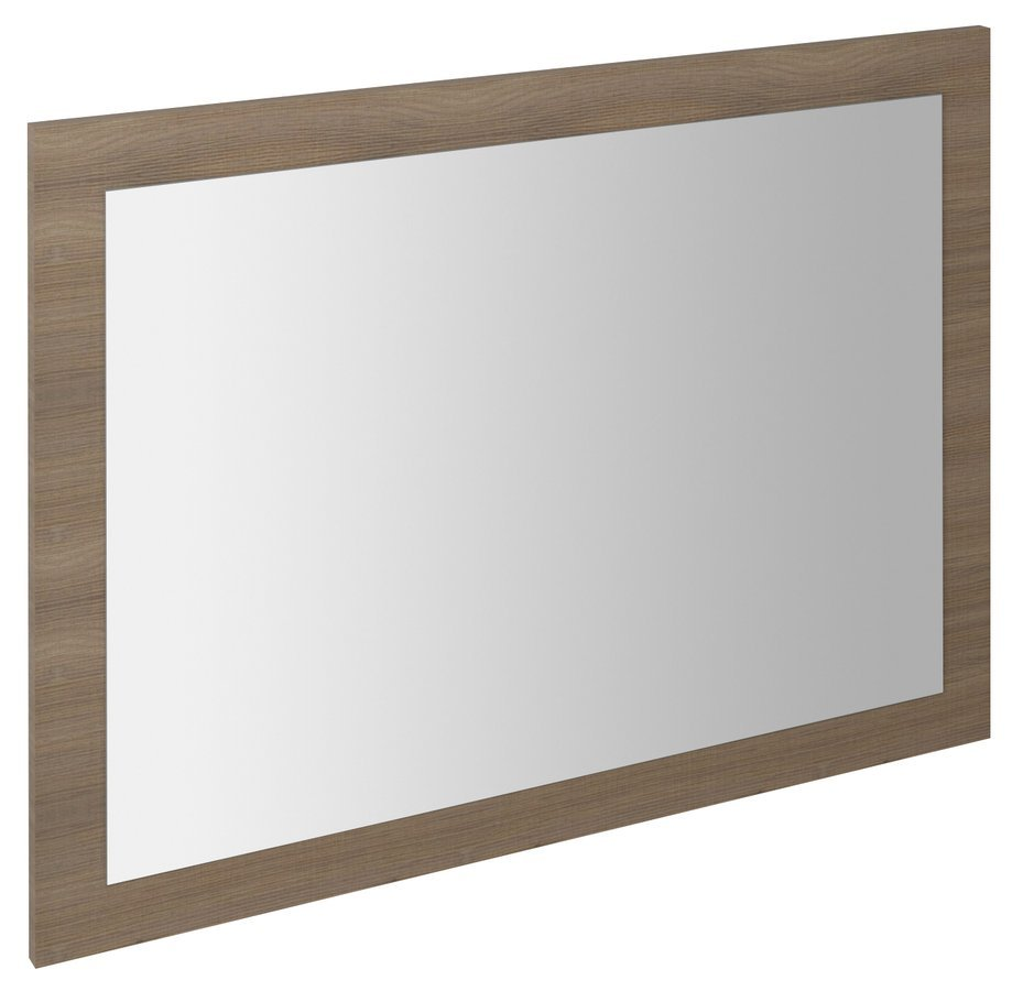 LARGO zrcadlo v rámu 700x900x28mm, ořech bruno