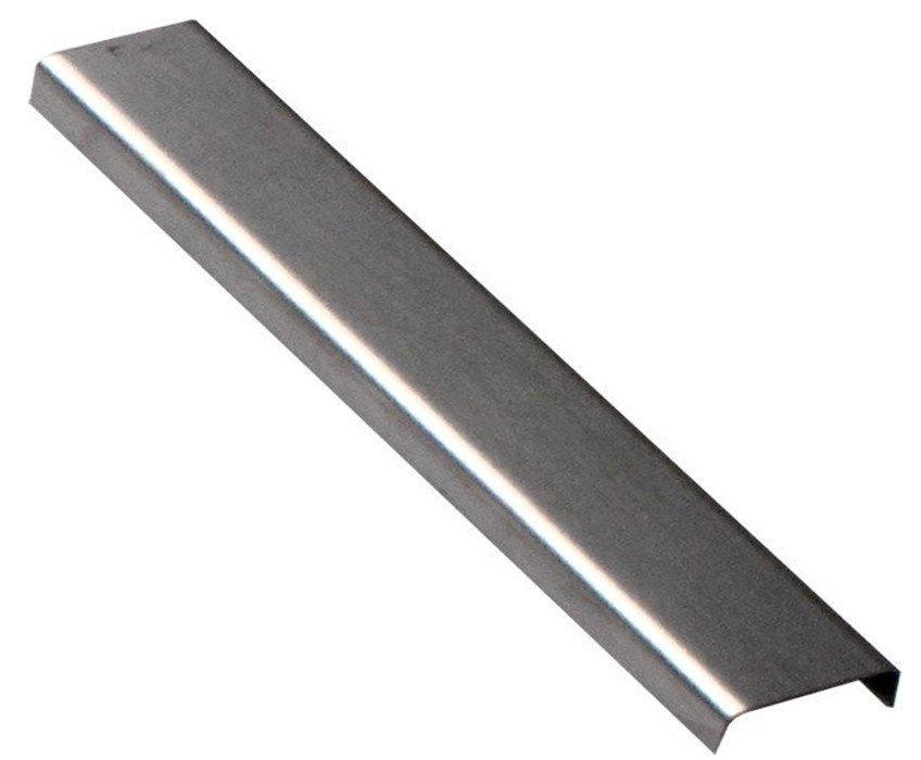 Lišta do obkladů, leštěný nerez, L100cm, 20mm