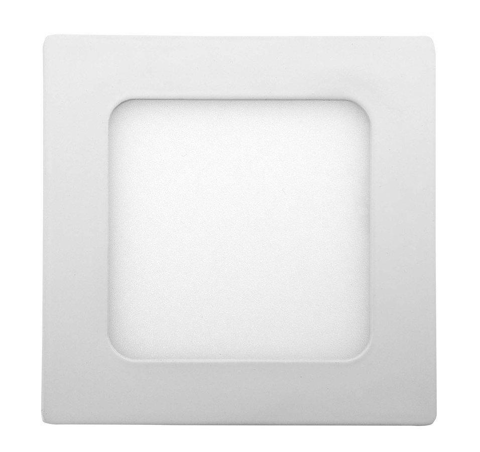 START LED podhledové svítidlo, 6W, 230V, 120x120mm, denní bílá, 430lm, bílá