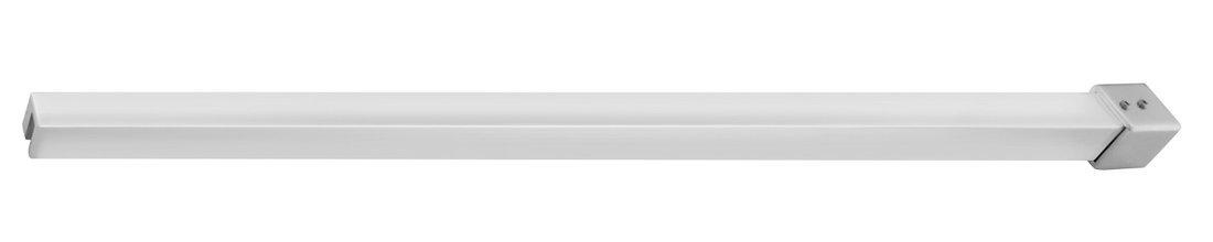 Vzpěra k MS na sklo, 950 mm, chrom
