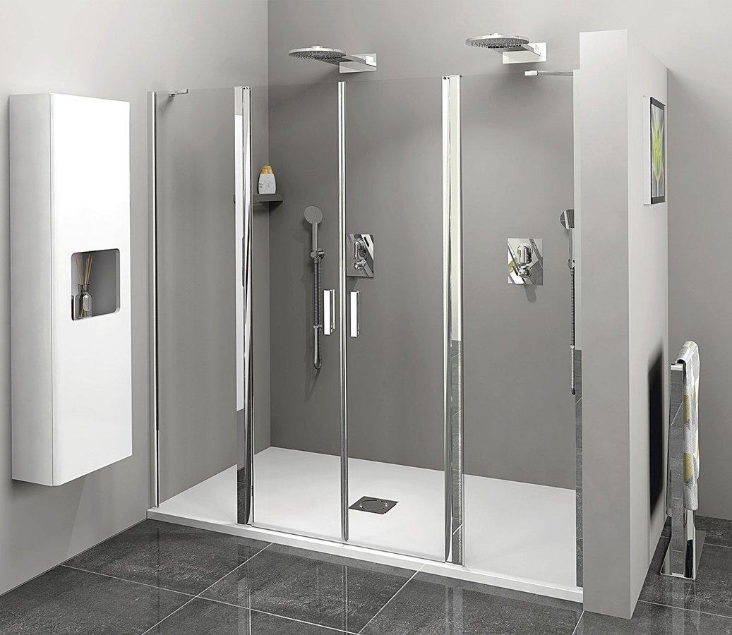 ZOOM LINE sprchové dveře 1800mm, čiré sklo