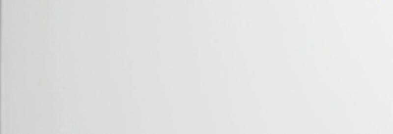 INKA odkladná keramická deska 12x35,5cm, bílá mat