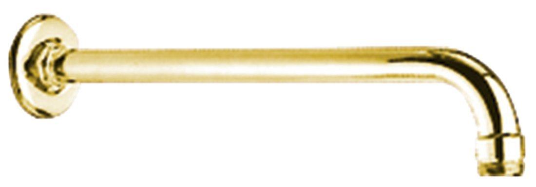 Sprchové ramínko 350mm, zlato