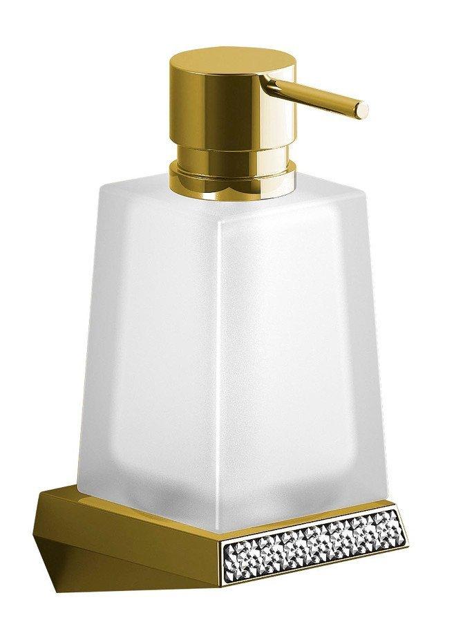 SOUL CRYSTAL dávkovač mýdla, zlato