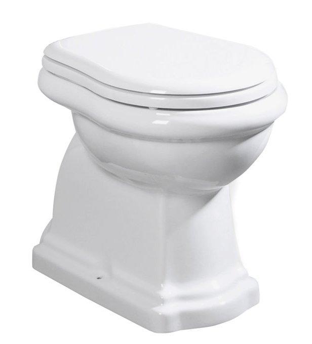RETRO WC mísa 38,5x45x59cm, zadní odpad