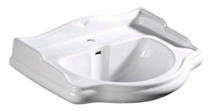 RETRO keramické umyvadlo 73x54cm