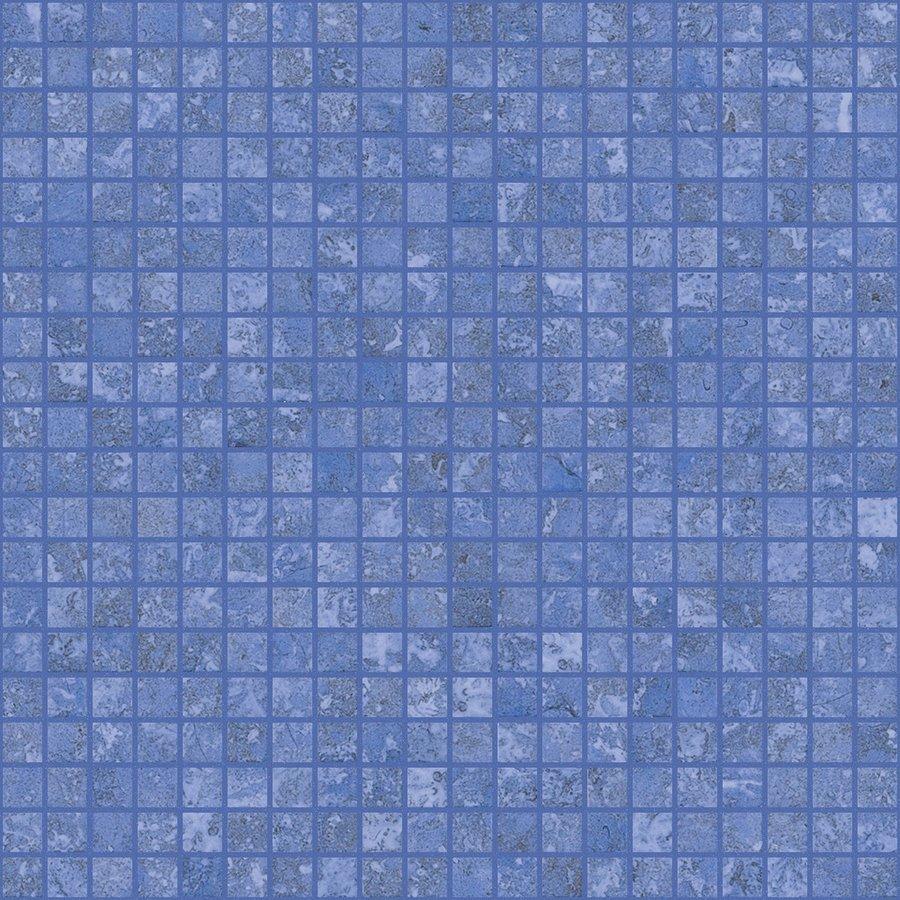 ZEN Bluestone Glass mosaic 25x25mm (plato 31,2x49,5) (bal.= 2,00m2)