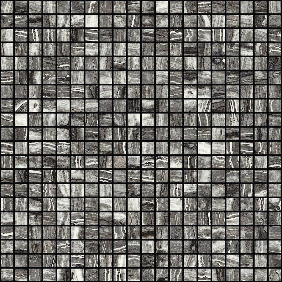 ZEN Tigrato Glass mosaic 25x25 mm (plato 31,2x49,5) (bal.= 2,00m2)