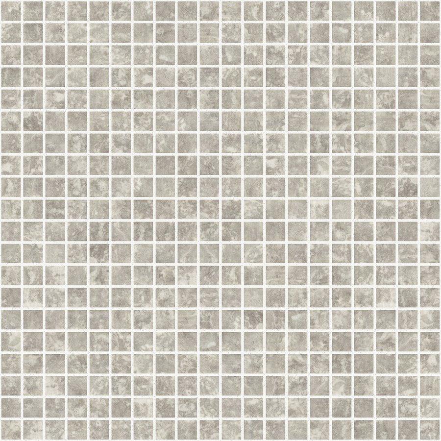 ZEN Ash Glass mosaic 25x25 mm (plato 31,2x49,5) (bal.= 2,00m2)