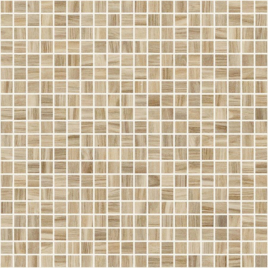 ZEN Oak Glass mosaic 25x25 mm (plato 31,2x49,5) (bal.= 2,00m2)